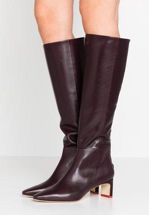 SIDNEY - Boots - bordeaux