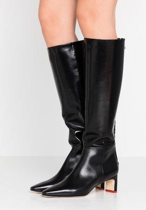 SIDNEY - Høje støvler/ Støvler - black