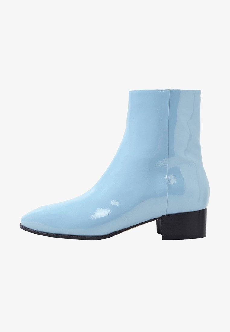 Aeyde - Classic ankle boots - blue