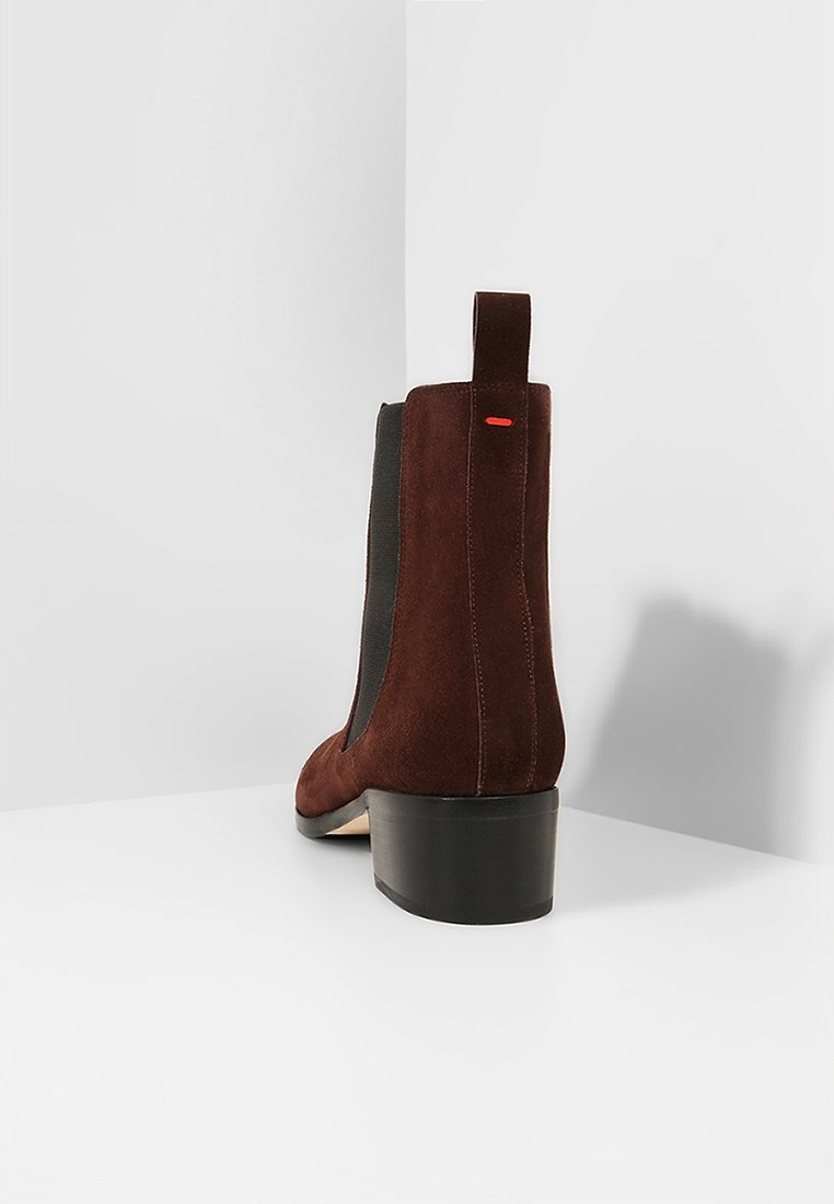 Aeyde LOU - Stiefelette brown