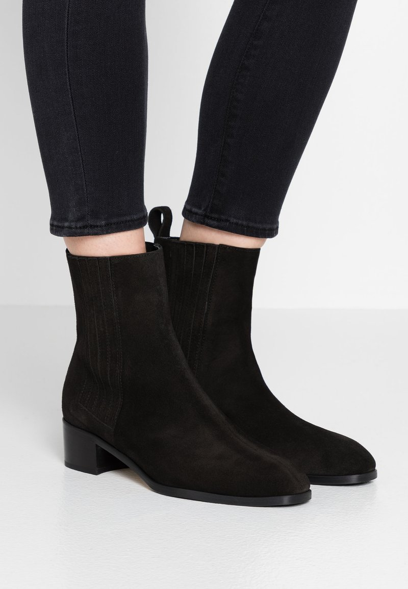 Aeyde - NEIL - Classic ankle boots - black