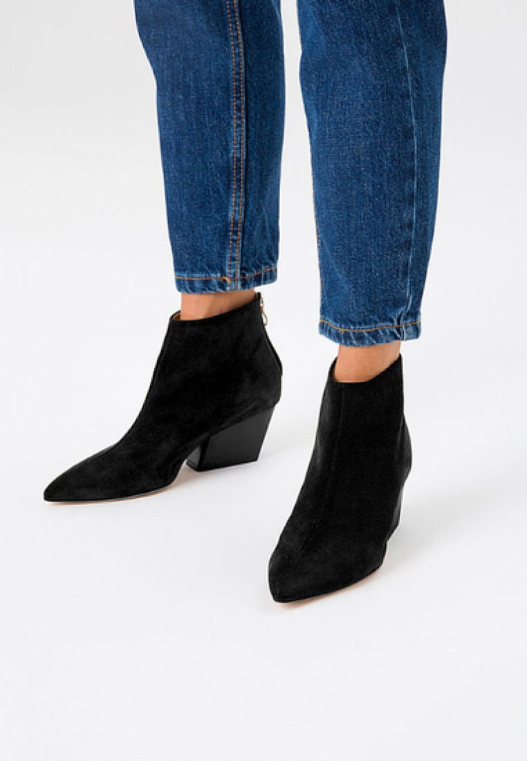 Aeyde - FREYA - Classic ankle boots - black