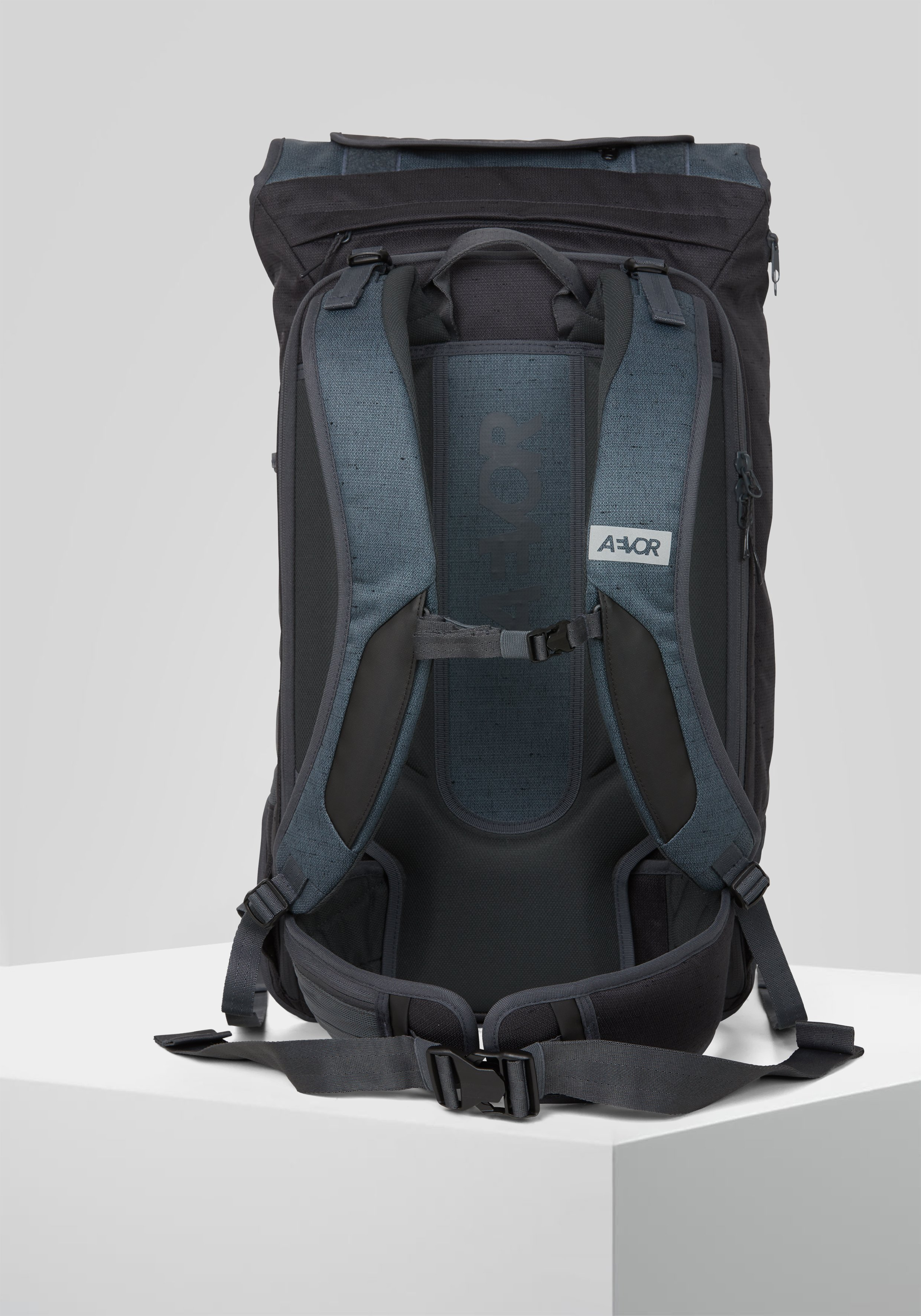 Aevor Travel Pack - Sac À Dos Anthracite JteAU4m