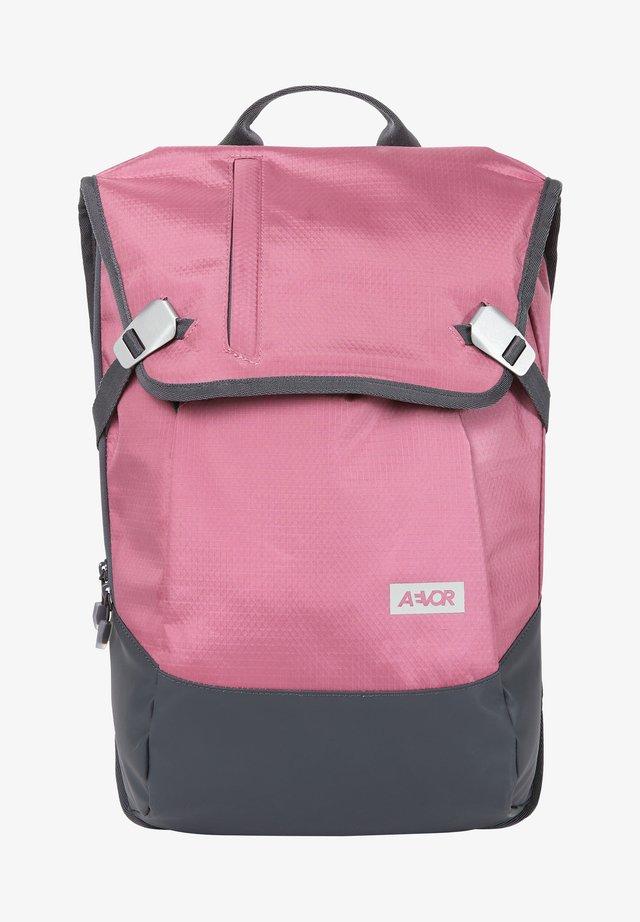 Rucksack - pink/black