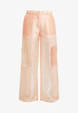MONIE TROUSERS - Pantalon classique - mauve