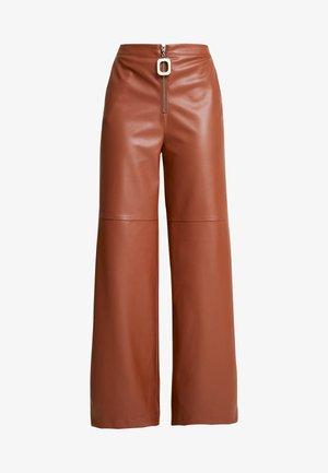 CITRINE - Pantalones - brown topaz