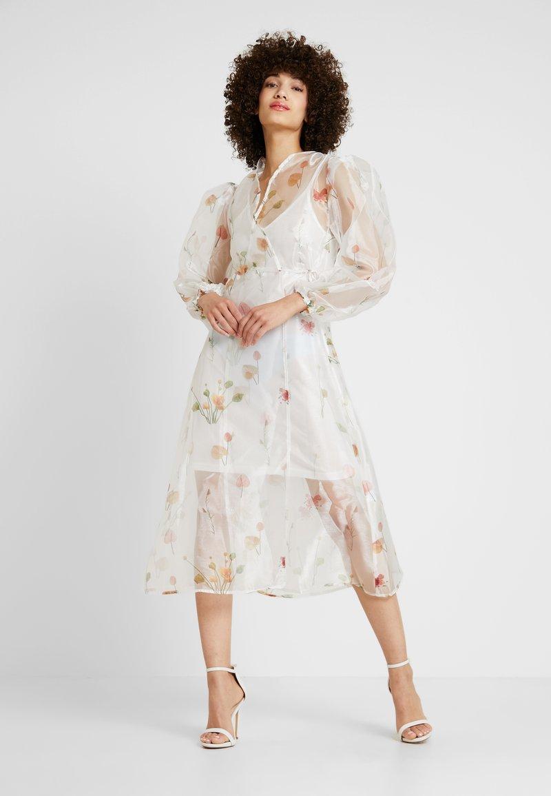 Aéryne - SARAH DRESS - Robe d'été - blanc