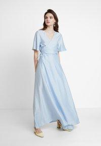 Aéryne - MAUD DRESS - Maksimekko - bleu ciel - 2