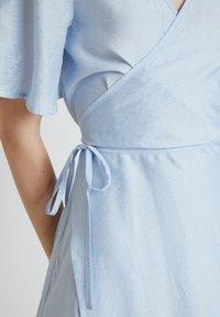 Aéryne - MAUD DRESS - Maksimekko - bleu ciel - 5