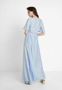 Aéryne - MAUD DRESS - Maksimekko - bleu ciel - 3