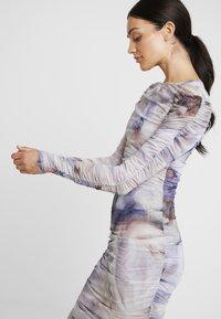Aéryne - THAIS DRESS - Robe longue - oyster - 3