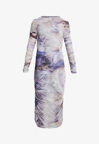 Aéryne - THAIS DRESS - Robe longue - oyster - 4