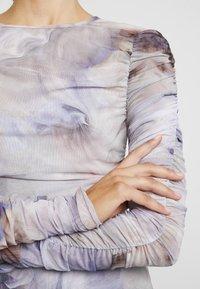 Aéryne - THAIS DRESS - Robe longue - oyster - 5