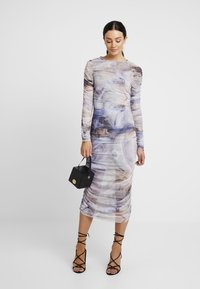 Aéryne - THAIS DRESS - Robe longue - oyster - 1