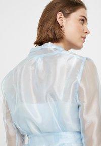 Aéryne - OSTRICH JACKET - Lehká bunda - aqua - 4