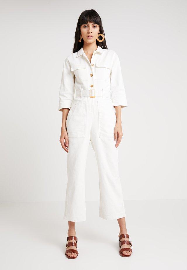 BIRKIN - Overall / Jumpsuit - blanc