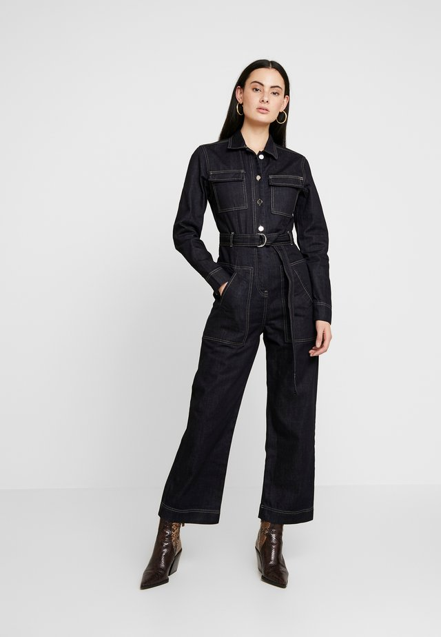 BIRKIN - Jumpsuit - dark blue