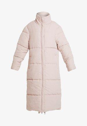 IRON - Zimní kabát - terracotta