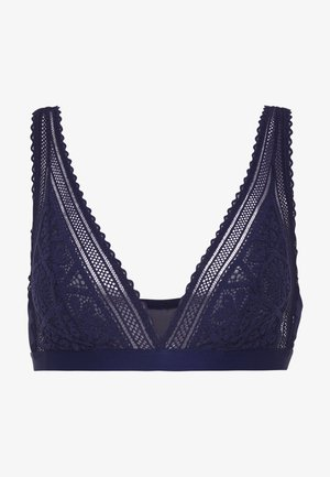 COZY GALLOON  PLUNGE - Brassière - navy