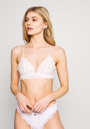 ROMANTIC STRAPPY - Triangel BH - soft muslin