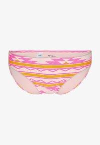 aerie - BASIC PRINT - Bas de bikini - bright pink - 3