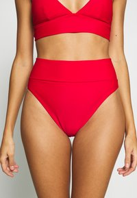 aerie - HI CUT CHEEKY SOLID - Bikiniunderdel - chilly red - 0