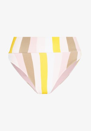 HI CUT CHEEKY - Bikiniunderdel - cheeky peach