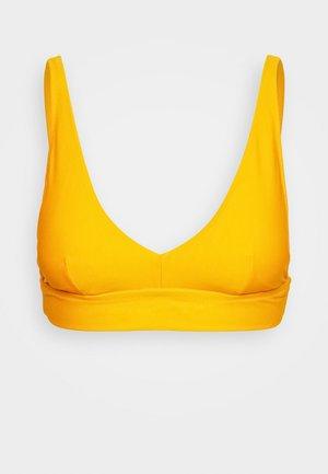 LONGLINE V SCOOP - Haut de bikini - zinnia