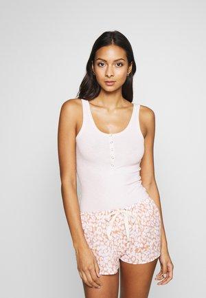 HENLEY TANK - Undershirt - bloom