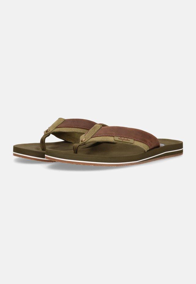 ROCKANJE AT SEA  - Pool shoes - brown