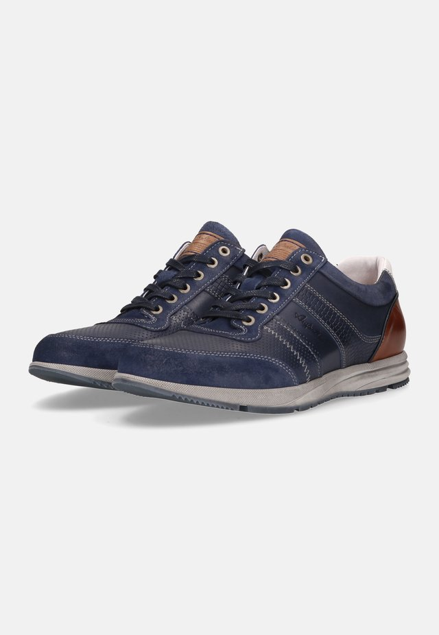 GRANT  - Trainers - blue