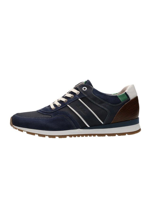 NAVARONE  - Sneakers laag - blue