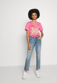 Alberta Ferretti - LEO - Print T-shirt - pink - 1