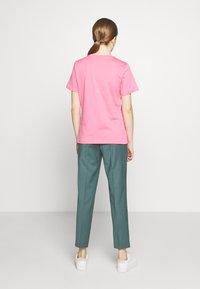 Alberta Ferretti - LEO - Print T-shirt - pink - 2