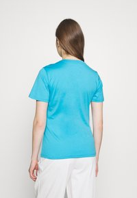 Alberta Ferretti - LEO - T-shirt z nadrukiem - blue - 2