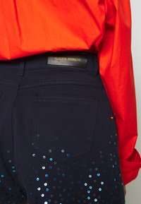 Alberta Ferretti - Denim shorts - blue - 5