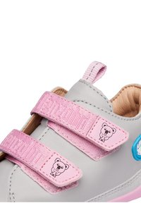 Affenzahn - BARFUSSSCHUH KOALA - Baby shoes - grey - 7