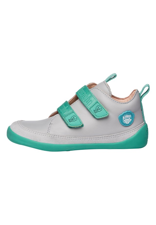 BARFUSSSCHUH HUND - Baby shoes - grey
