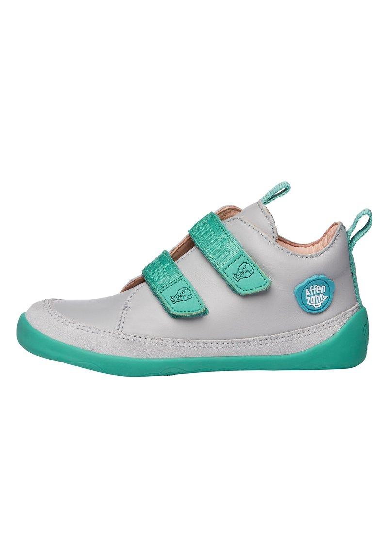 Affenzahn - BARFUSSSCHUH HUND - Baby shoes - grey