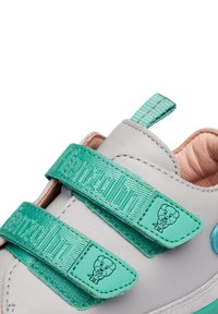 Affenzahn - BARFUSSSCHUH HUND - Baby shoes - grey - 6