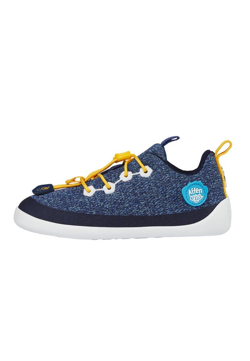 Affenzahn - BARFUSSSCHUH PENGUIN - Trainers - blau