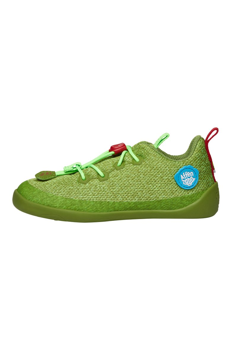 Affenzahn - BARFUSSSCHUH DRACHE - Trainers - grün