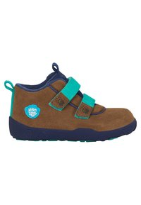 Affenzahn - Touch-strap shoes - ocean green - 4