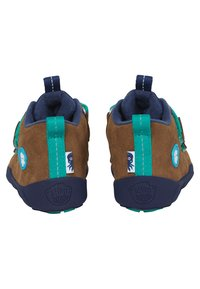 Affenzahn - Touch-strap shoes - ocean green - 2