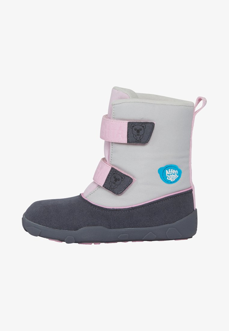 Affenzahn - KOALA - Winter boots - grey