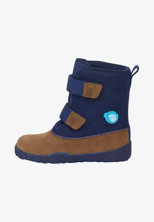 BÄR - Winter boots - dark blue