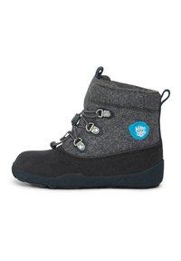 Affenzahn - KINDERSCHUHE HUND - Winter boots - schwarz - 2