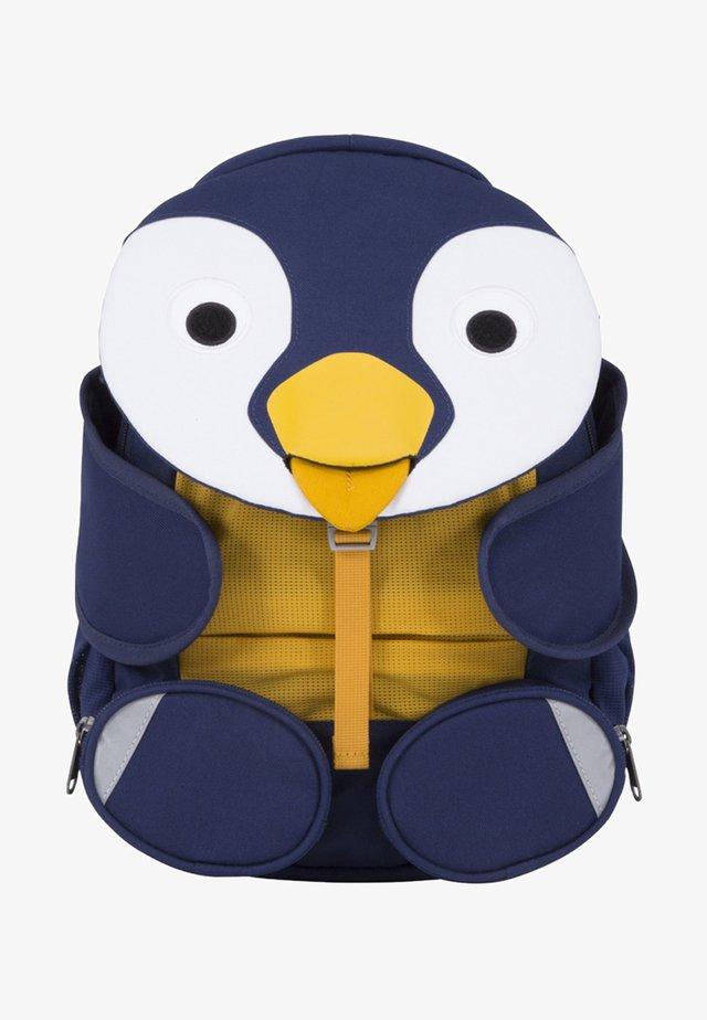 GROSSER FREUND PINGUIN - Rucksack - blue