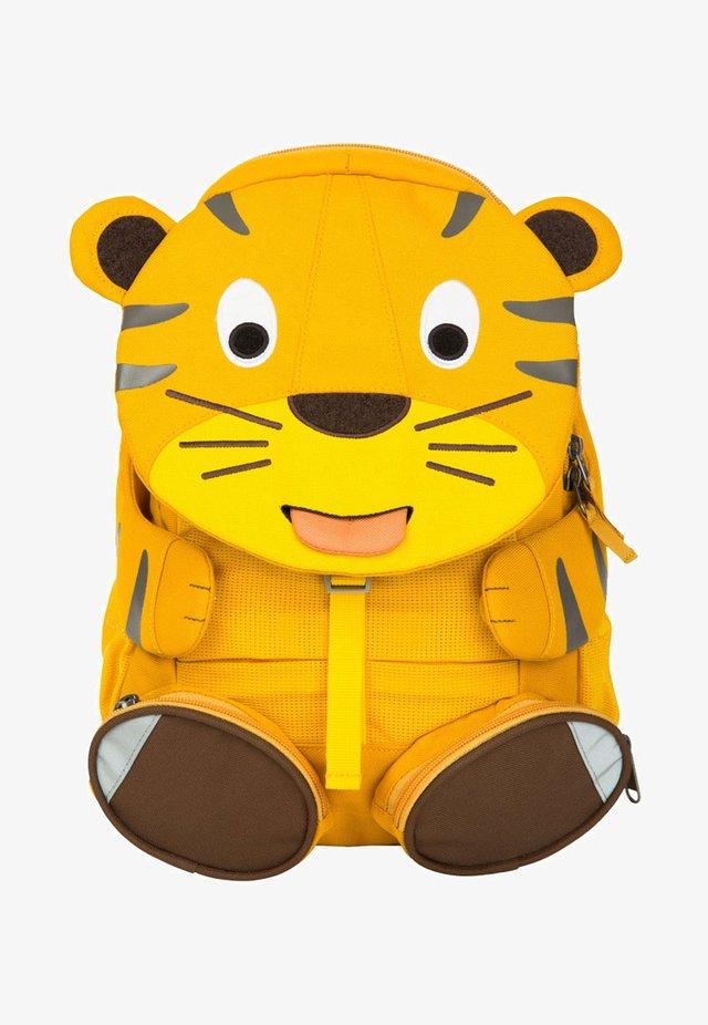 GROSSER FREUND TIGER - Rucksack - yellow