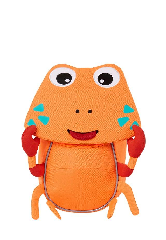 KLEINER FREUND KRABBE - Rucksack - orange
